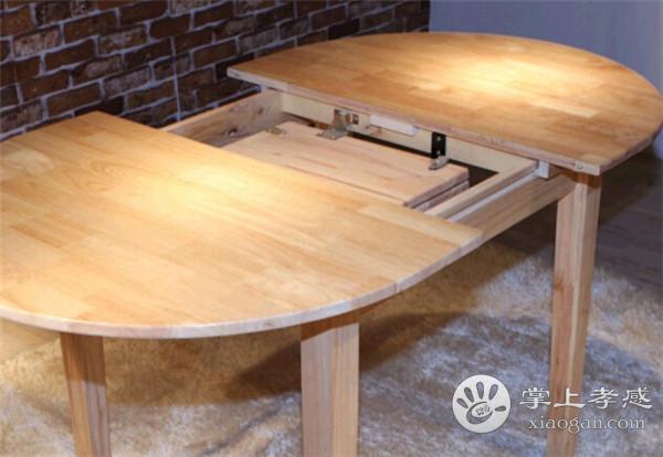 孝感餐厅装修如何选择可伸缩餐桌?可伸缩餐桌选购技巧介绍[图1]
