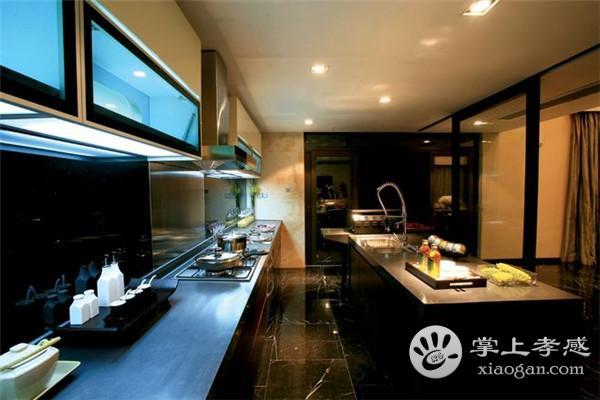 孝感装修开放式厨房可以选择哪种设计风格?开放式厨房装修风格介绍[图2]