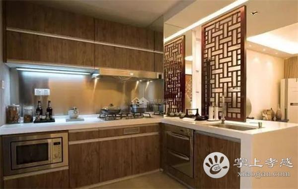 孝感装修开放式厨房可以选择哪种设计风格?开放式厨房装修风格介绍[图1]