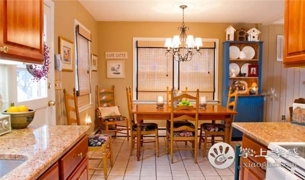 孝感装修开放式厨房可以选择哪种设计风格?开放式厨房装修风格介绍[图4]