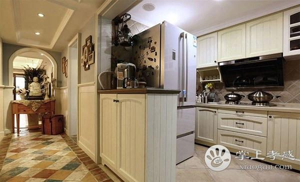 孝感装修开放式厨房可以选择哪种设计风格?开放式厨房装修风格介绍[图5]