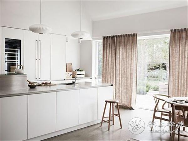 孝感装修开放式厨房可以选择哪种设计风格?开放式厨房装修风格介绍[图3]