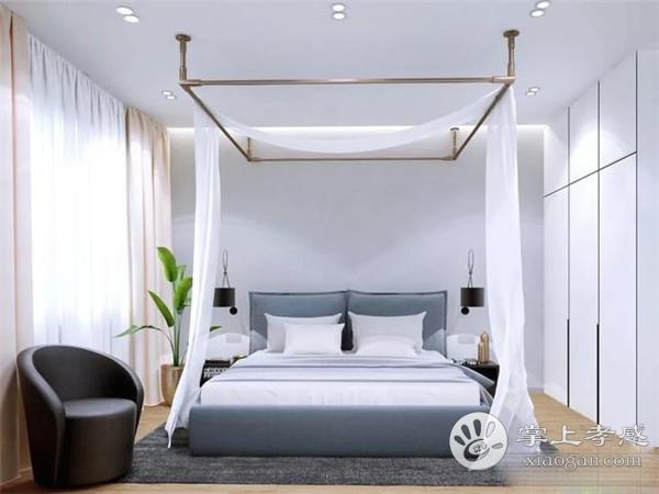 孝感新房如何设计好床头的背景?新房床头的背景怎么设计比较好看?[图1]
