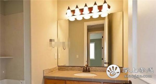 孝感卫生间装修要不要安镜前灯?卫生间安装镜前灯好处介绍[图2]