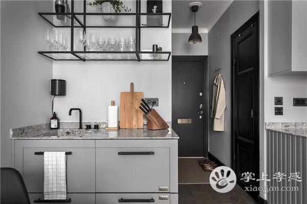 孝感新房装修选择什么橱柜台面?什么样的橱柜台面比较好?[图1]