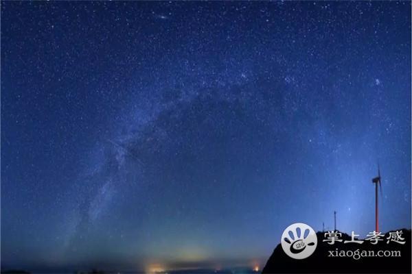 孝感周边有哪些露营观星空景点?孝感周边看日出最佳地大盘点[图2]