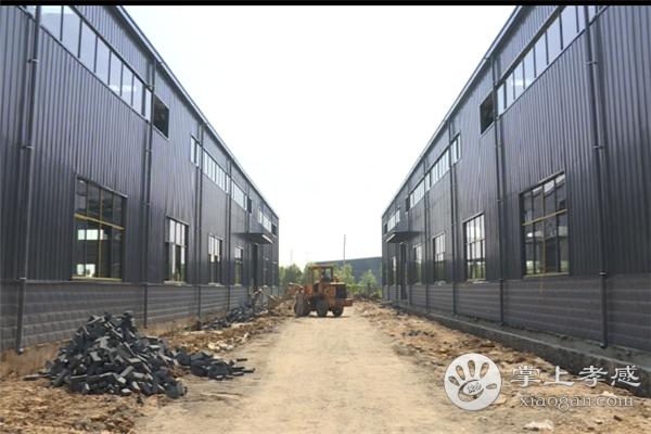 应城湖北朗安五金制品项目即将试生产[图4]