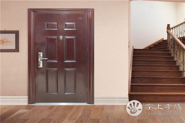 孝感新房装修选择什么材质的防盗门?什么材质的防盗门好?[图1]