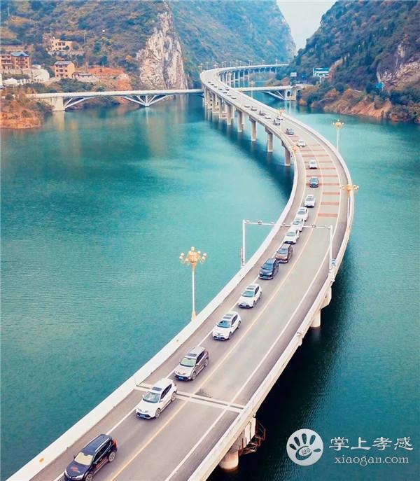 """适合夏日畅游的湖北""""最美公路""""介绍!孝感伢你最喜欢哪条公路呢?[图2]"""