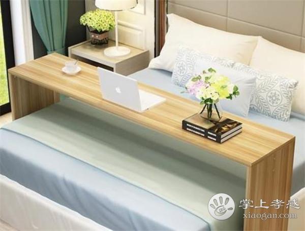 孝感卧室装修如何选购跨床桌?跨床桌选购技巧一览[图2]