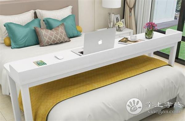 孝感卧室装修如何选购跨床桌?跨床桌选购技巧一览[图4]