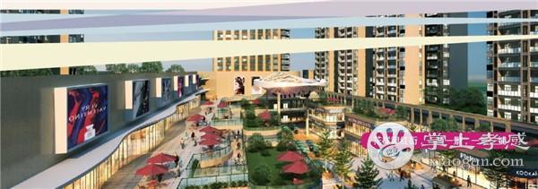 润达·壹号广场,第六代城市商业综合体,孝感新风向标![图3]