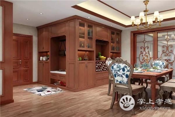 孝感小户型酒柜怎么设计?小户型房哪里可以设计酒柜?[图3]