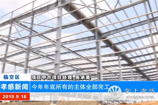 孝感临空区中国移动湖北省级物流中心将在2019年内竣工[图5]