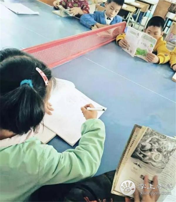 肖战爱心图书室在大悟县万畈小学落成![图4]