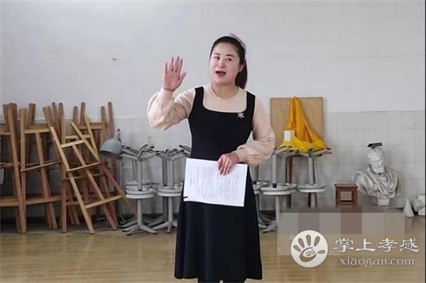 安陆市教育局举办幼儿教师基本功大赛[图2]