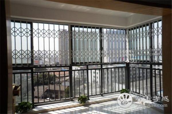 孝感新房装修购买防盗窗应该怎么买?选购防盗窗需要注意什么?[图3]