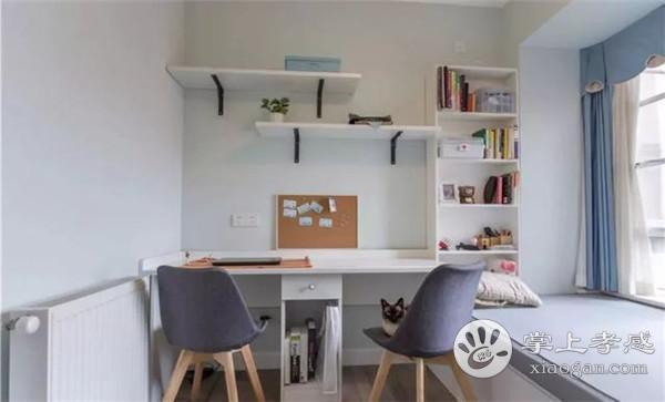 孝感房屋装修选择哪种样式书桌好?受欢迎书桌样式介绍[图1]
