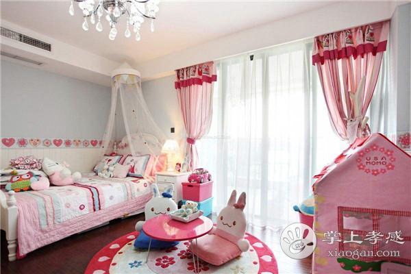 孝感儿童房装修应该选择什么样的窗帘?什么样的窗帘比较好?[图1]