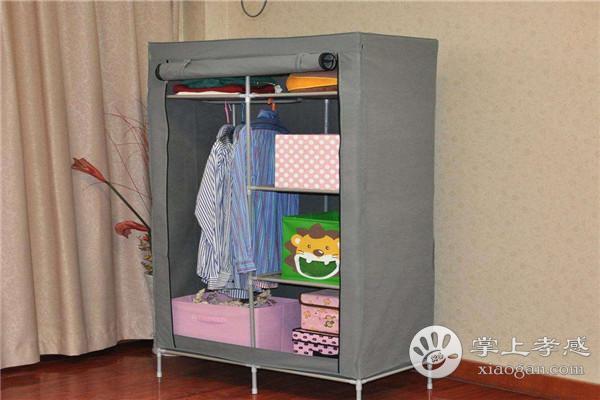 孝感新房装修选购布衣柜需要注意什么?布衣柜应该怎么选?[图1]