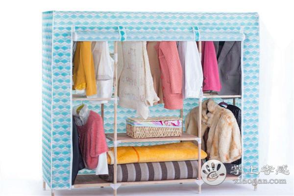 孝感新房装修选购布衣柜需要注意什么?布衣柜应该怎么选?[图2]