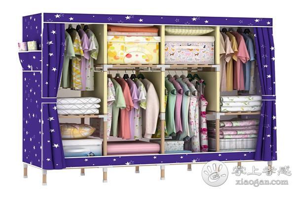 孝感新房装修选购布衣柜需要注意什么?布衣柜应该怎么选?[图3]