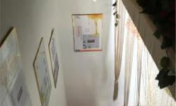 乾坤阳光门面房 36平方 2室1厅1卫 位置在进口里面 层高4.8米 两层 21.8万
