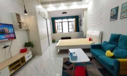南方国际 楼上一居室47平 温馨精装 可做饭 家电齐全 拎包入住 1500元/月