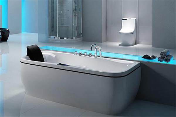 孝感卫生间装修如何选购按摩浴缸?按摩浴缸选购攻略介绍
