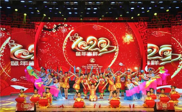 2020孝昌春晚圆满落幕!超炫表演让观众大呼精彩!