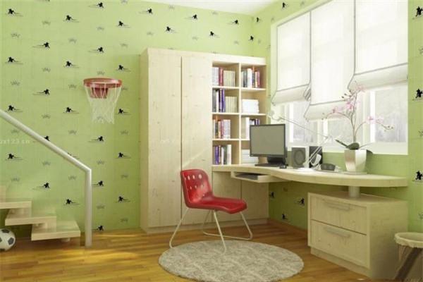 孝感新房装修书房壁纸怎么选择?书房壁纸选择注意事项一览!