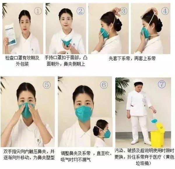 戴口罩能否防住新型冠状病毒?正确防护方式是什么样?孝感伢快看!