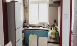 金一华府126平精装房 三室两厅一卫 1600元/月