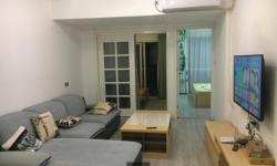 铜雀台59.3平精装房 两室两厅一卫 1600元/月