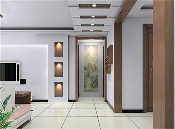 甘肃11选5基本走势图新房装修走廊有必要设计吊顶吗?走廊设计吊顶好吗?