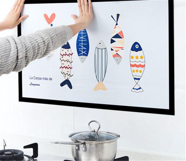 孝感厨房装修墙壁有必要用防油贴纸吗?厨房使用防油贴纸优缺点介绍