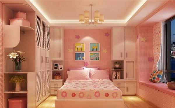 孝感儿童房装修衣柜如何设计更合理?儿童房衣柜设计技巧介绍