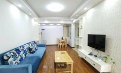 铜雀台65平精装房 两室两厅一卫 1800元/月