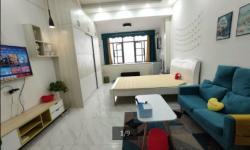 南方国际47平精装房 一室一厅一卫 1500元/月