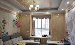 春尚小区80平精装房 两室两厅一卫 1400元/月