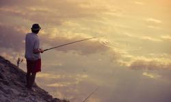 汉川市好再来农家乐能钓鱼吗?汉川市好再来农家乐钓鱼要注意什么?