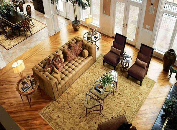 孝感新房装修如何选购茶几地毯?选购茶几地毯小技巧一览!