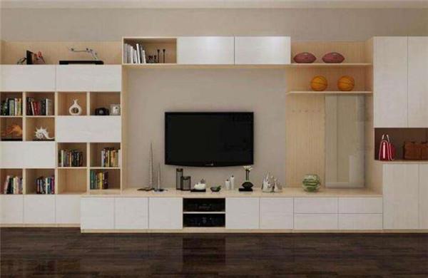 孝感客厅装修电视柜如何保养?电视柜保养与使用注意事项介绍