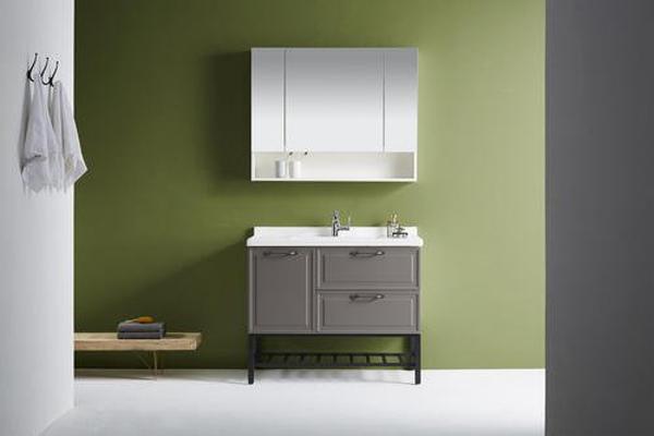 孝感新房装修定制浴室柜怎么做?定制浴室柜需要注意什么?