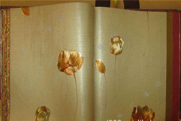孝感伢装修粘贴金箔墙纸需要注意哪些问题?粘贴金箔墙纸注意事项介绍