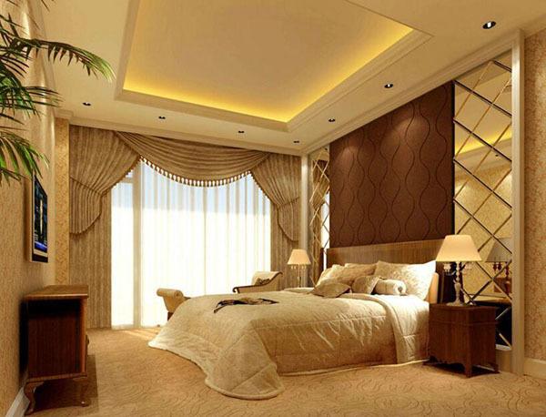 孝感新房装修如何选购软包背景墙材料?选购软包背景墙材料需要注意什么?