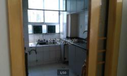 香奥路步行街90平精装房 两室两厅一卫 1300元/月