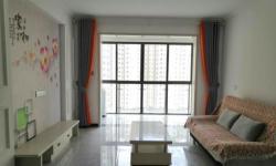 春晓翠苑101平精装房 两室两厅一卫 1800元/月