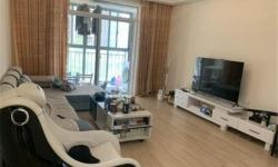 赛达康城 3室2厅2卫 115平 精装房 85万 南北通透带双阳台 随时看房接受贷款