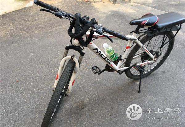 低价出男士自行车